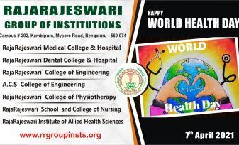 7th april 21 W health day RRGI